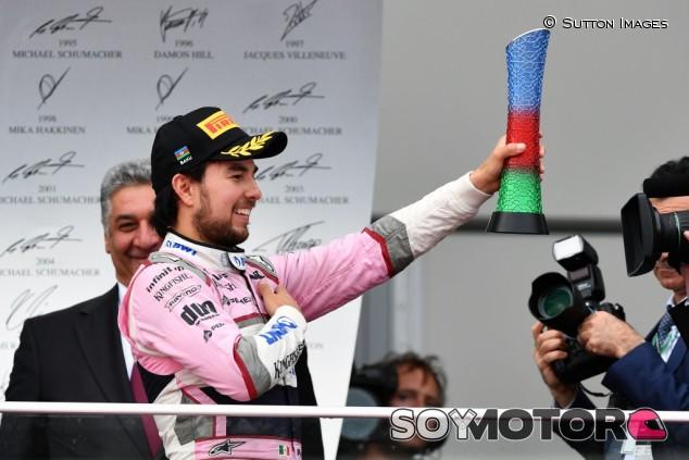 Racing Point en el GP de Azerbaiyán F1 2019: Previo –SoyMotor.com