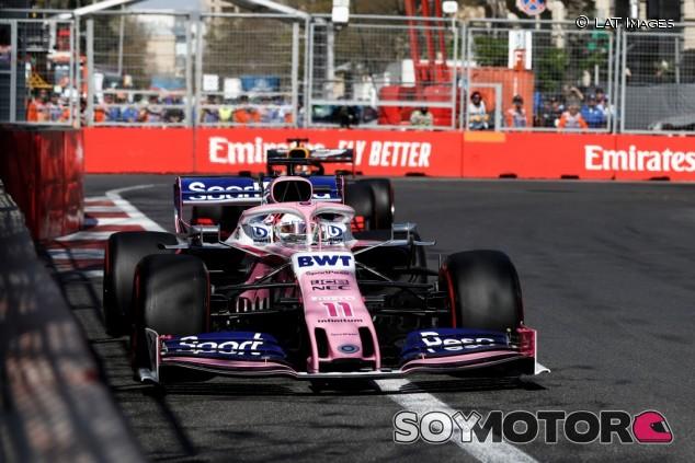 """Pérez: """"No fue fácil dejar atrás a los McLaren"""" – Soymotor.com"""