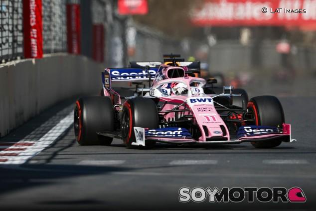 "Pérez: ""Veo un futuro brillante para Racing Point"" – SoyMotor.com"