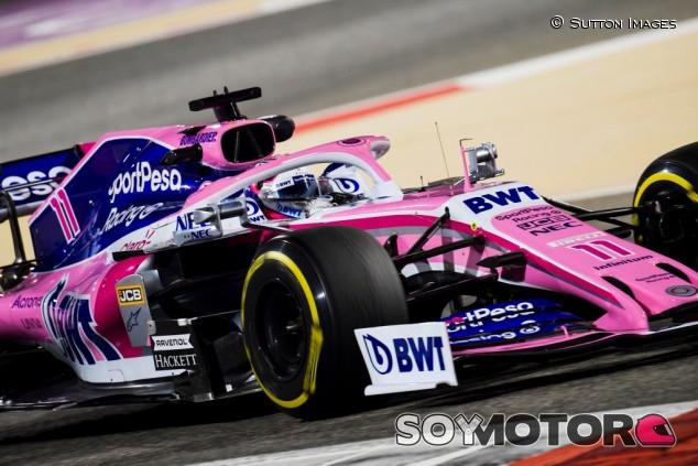 Racing Point en el GP de Baréin F1 2019: Viernes – SoyMotor.com