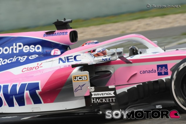 Racing Point en el GP de China F1 2019: Sábado – SoyMotor.com