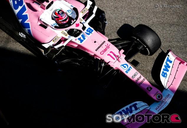 Racing Point en el GP de España F1 2020: Viernes - SoyMotor.com