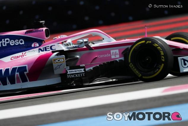 Racing Point en el GP de Francia F1 2019: Viernes – SoyMotor.com