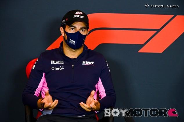 """Pérez, sobre ir a Red Bull en 2021: """"No lo descarto"""" - SoyMotor.com"""