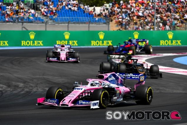 Racing Point en el GP de Francia F1 2019: Domingo – SoyMotor.com