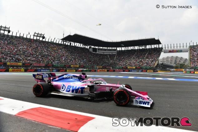 Racing Point en el GP de México F1 2019: Domingo – SoyMotor.com