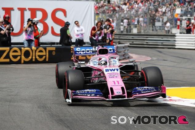 Racing Point en el GP de Mónaco F1 2019: Sábado – SoyMotor.com
