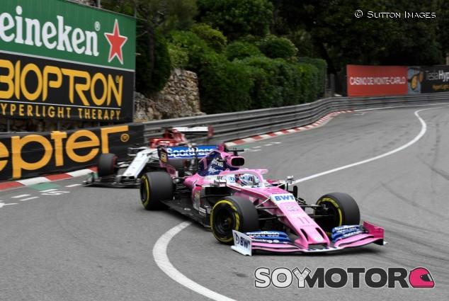 Racing Point en el GP de Mónaco F1 2019: Domingo – SoyMotor.com