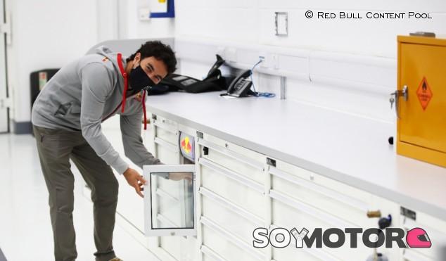 """Perez ya tiene """"una idea"""" de lo que puede ser el Red Bull de 2021 - SoyMotor.com"""