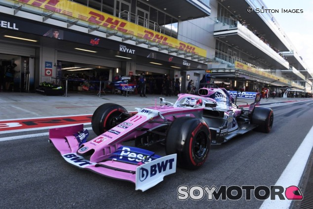 Racing Point en el GP de Rusia F1 2019: Domingo – SoyMotor.com