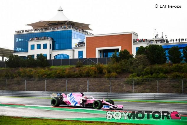 Racing Point en el GP de Turquía F1 2020: Domingo - SoyMotor.com