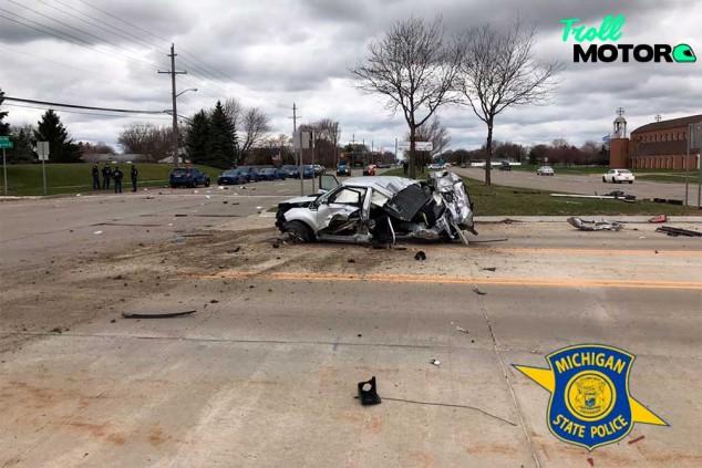 El coche después del accidente - SoyMotor.com