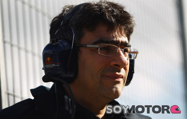 Peter Prodromou en una fotografía de 2010 - LaF1