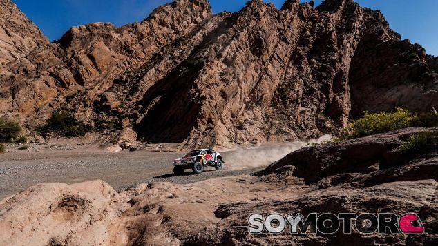Stephane Peterhansel en el Dakar - SoyMotor