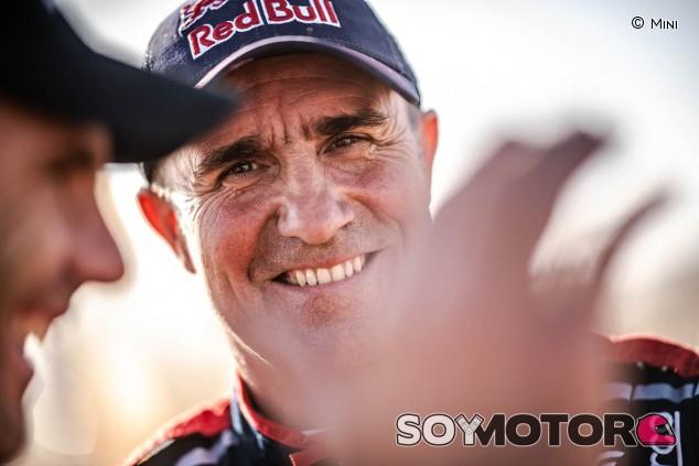 """Peterhansel recula: """"Coma tiene lo necesario para ganar el Dakar"""" - SoyMotor.com"""