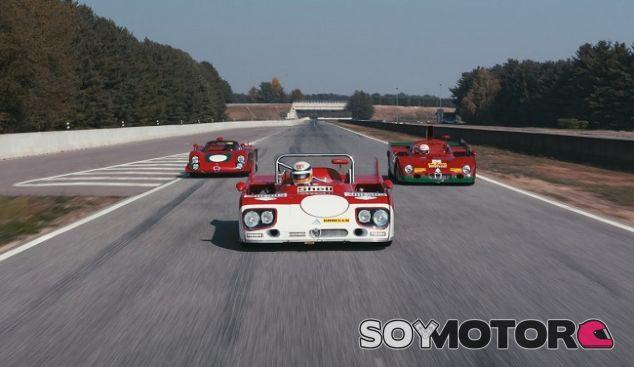 Saga Alfa Romeo 33 - SoyMotor.com