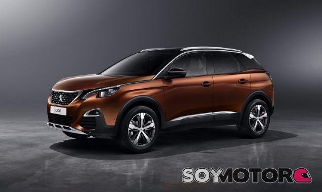 El Peugeot 3008 es una alternativa real al Qashqai, Tucson o al nuevo Ateca - SoyMotor