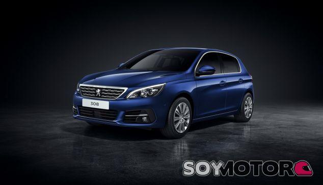 La imagen de las distintas versiones del Peugeot 308 es ahora más diferenciada - SoyMotor