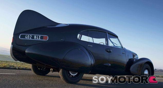 Peugeot 402 n4x: uno de los primeros 'concept-car'