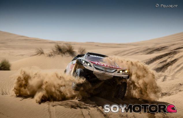 Peugeot 3008 DKR - SoyMotor.com