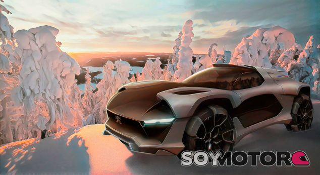 Peugeot Toundra Project - SoyMotor.com