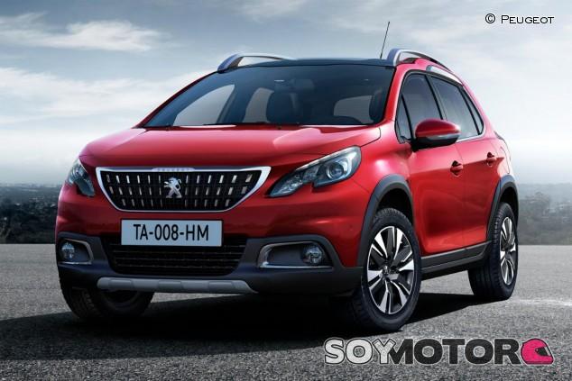 Peugeot 2008 - SoyMotor.com