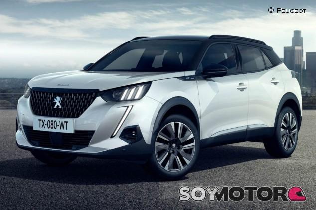 Peugeot 2008 2020: segunda generación llena de novedades - SoyMotor.com