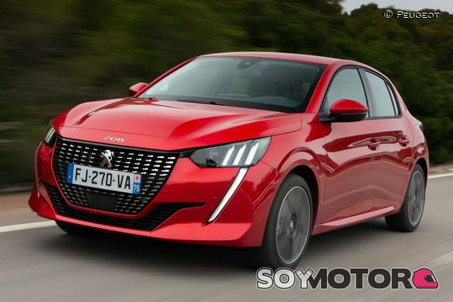 Peugeot 208 2020: disponible en España desde 13.200 euros - SoyMotor.com