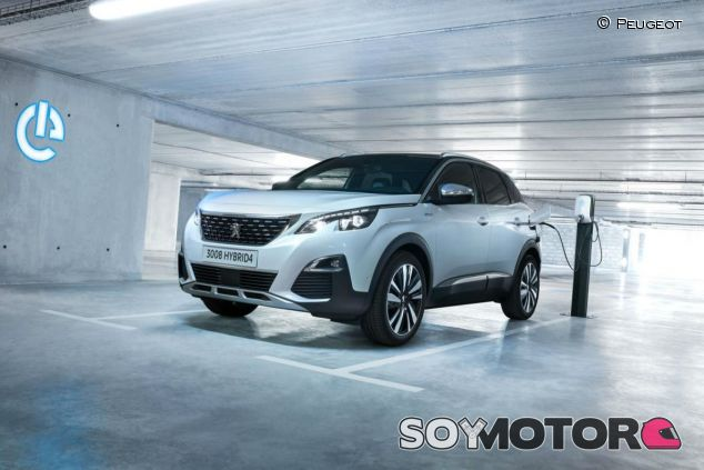 Peugeot 3008 Hybrid - SoyMotor.com