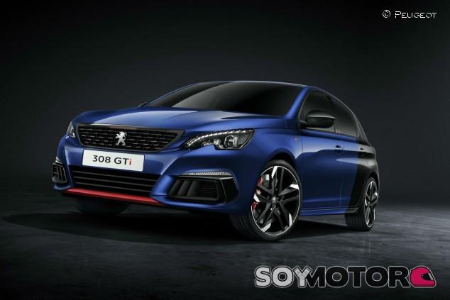 El Peugeot 308 GTI de nueva generación será híbrido - SoyMotor.com