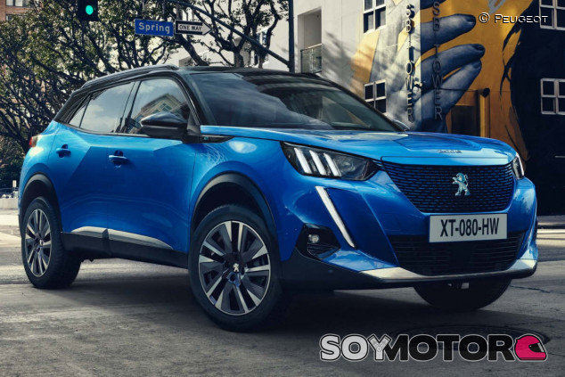 Peugeot e-2008 2020: el B-SUV, también con motor eléctrico - SoyMotor.com