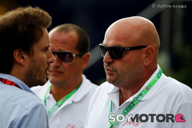 A Philippe Bianchi se le hace imposible seguir el Mundial - LaF1