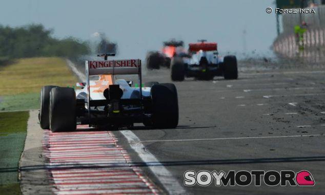 Instantánea del Gran Premio de Hungría