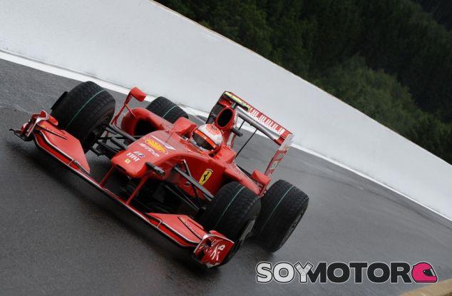 Kimi Räikkönen en 2009