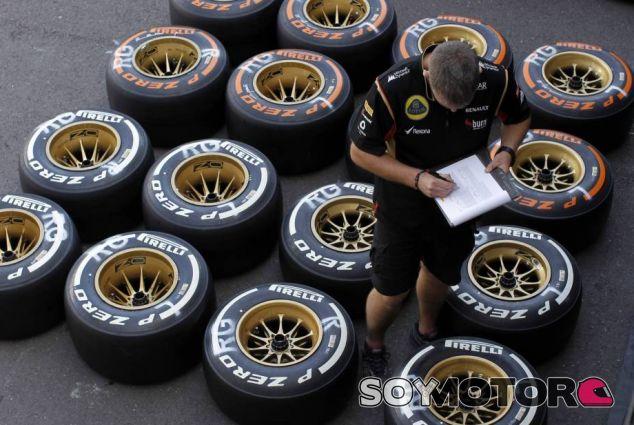 Neumáticos Pirelli en Spa_Francorchamps