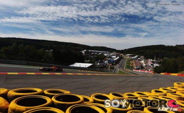 La Fórmula 1 prepara sus vacaciones de verano