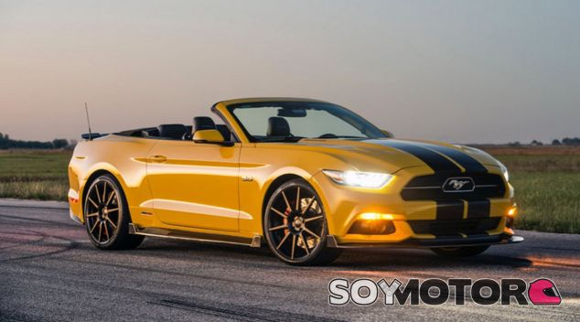 Ford Mustang GT Cabrio by Hennessey