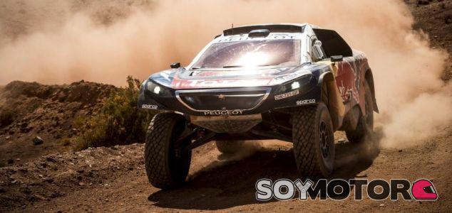 Carlos Sainz correrá la Baja Aragón con el Peugeot 2008 DKR