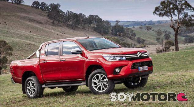 Citroën prepara su nueva pick-up -SOyMotor