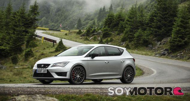 La carretera Transfagarasan en Rumanía es banco de test habitual del Seat León Cupra - SoyMotor