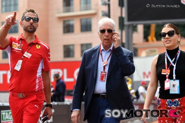 "Piero Ferrari: ""Para ganar debes tener un piloto que no cometa errores"" - SoyMotor.com"