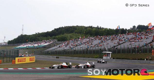 Los tres pilotos de Campos Racing en el Hungaroring - LaF1