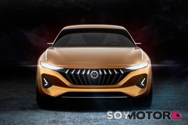 Pininfarina H500: el nuevo sedán eléctrico - SoyMotor.com