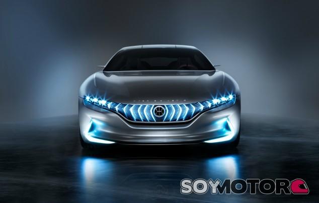 HK GT: Pininfarina diseña el cuarto concept de Hybrid Kinetic Group - SoyMotor.com