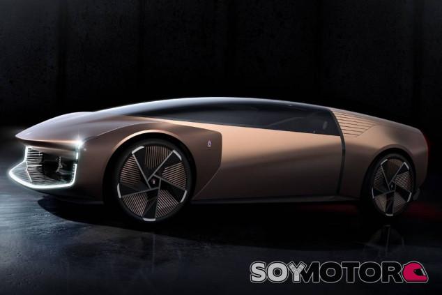 Pininfarina Teorema: el coche autónomo del futuro