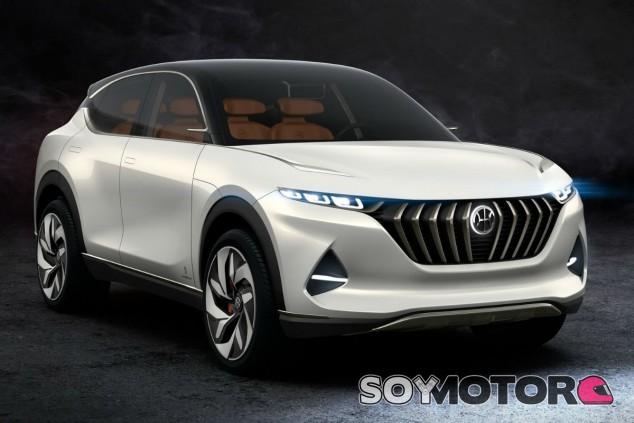 Pininfarina lanzará un SUV que rivalizará con el Urus - SoyMotor.com