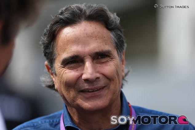 Nelson Piquet en una imagen de archivo - SoyMotor