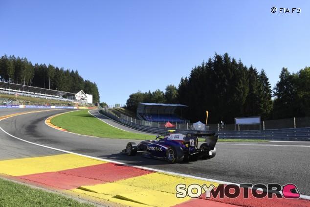 Pedro Piquet gana su primera carrera en la nueva Fórmula 3 - SoyMotor.com