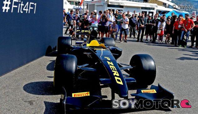 Éste será el aspecto de un Fórmula 1 la próxima temporada - LaF1