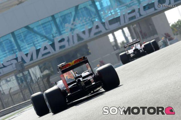Pirelli realizó el último test en Abu Dabi - SoyMotor